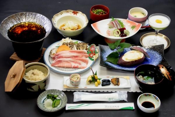 秋プラン 和食会席4,000円