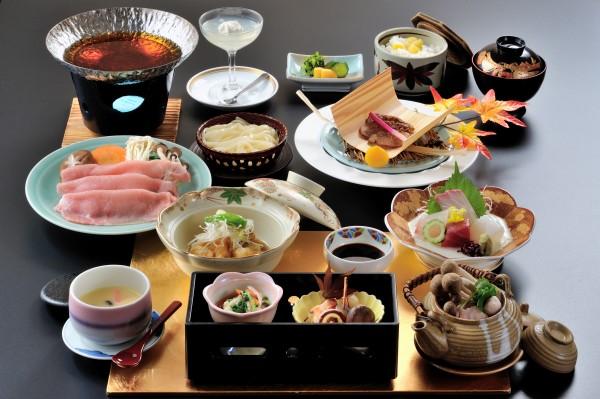 和食会席¥5,000①