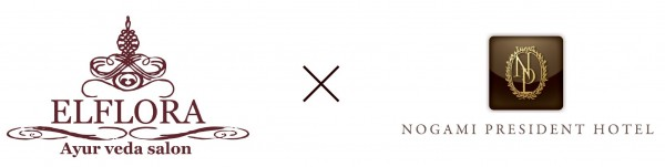 NPH×ELFLORAロゴ